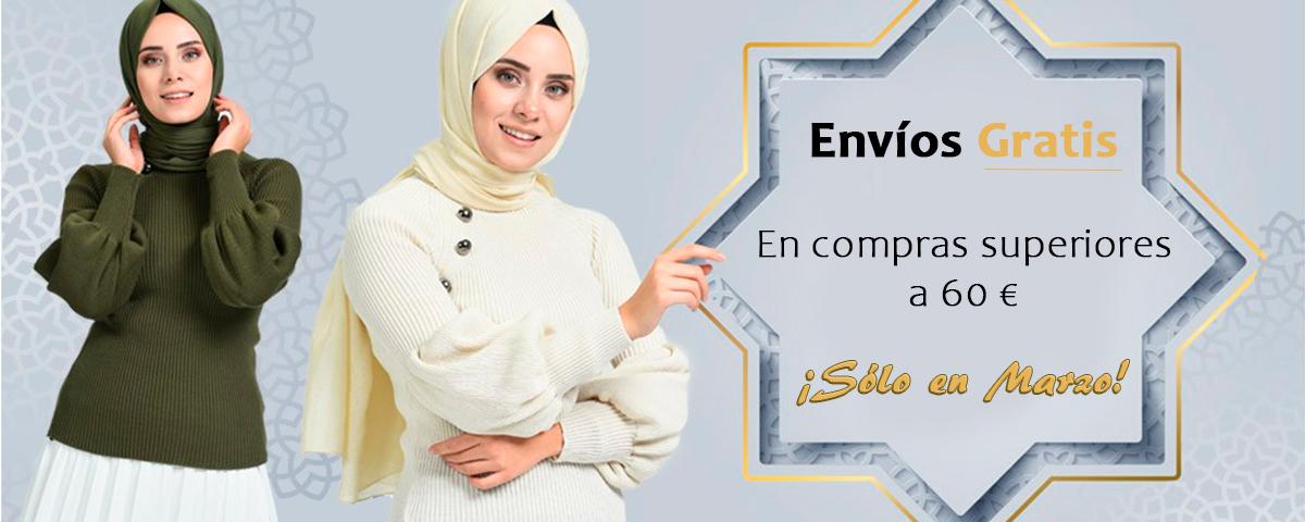 Tienda Balkiss de ropa musulmana y moda islámica