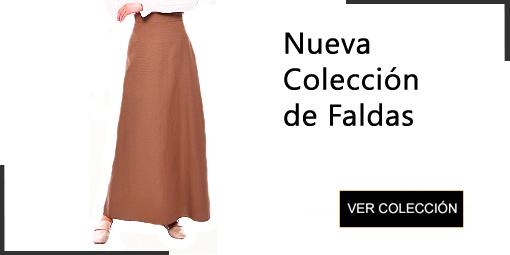 Faldas modestas moda árabe