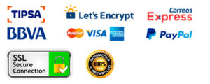 Garantías de Balkiss y formas de pago seguro