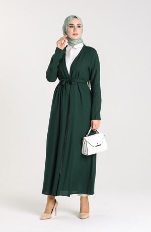 abaya esmeralda