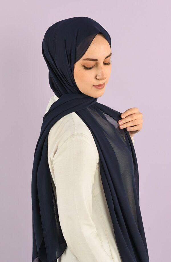 hijab online azul
